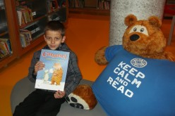Racing to Read – Positive Parental Participation group go to Birmingham Library