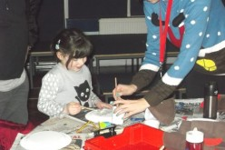 Bells Farm Christmas workshop photos