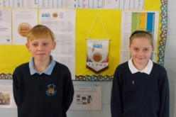 Rubi and Samuel new Bronze Sports Ambassadors