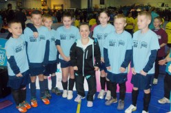 Bells Farm finish second in hockey finals