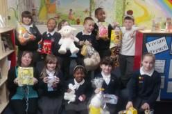 Easter raffle prize winners!