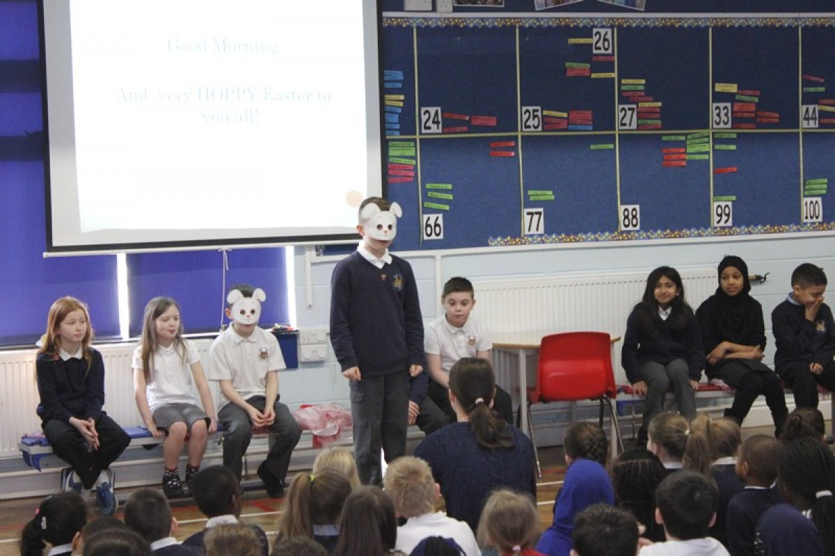 Year 4 Easter Assembly