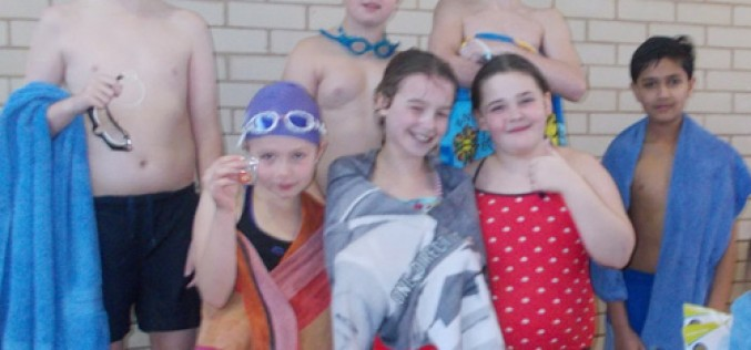 Year 5 and Year 6 Swimming Gala