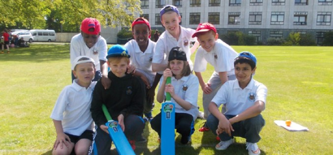 Cricket team finishes 4th out of 26 schools