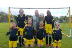 Year 5 and 6 girls football summer league