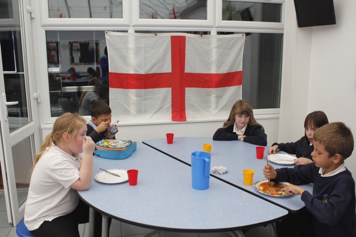 St. George's Day celebrations