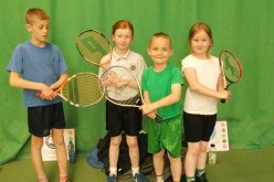 Year 3 and Year 4 take part in tennis tournament