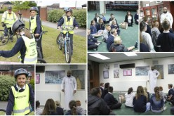 Photos of Bikeability & Year 6's mosque trip