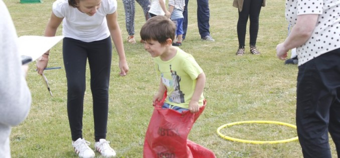 Photos of the Early Years Sports Day