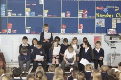 Videos & photos of Year 5's Harvest Assembly