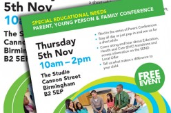 Special Educational Needs Family Conference