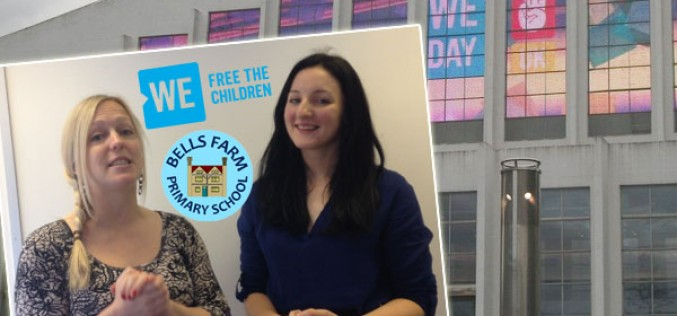 Video: 'Free the Children' thank our children