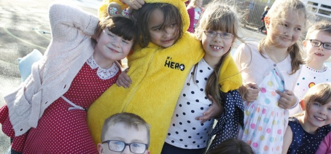 Photos of Children in Need appeal