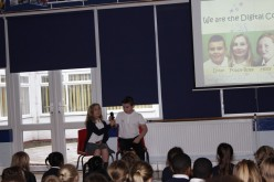 Digital Council lead cyber-bullying assembly