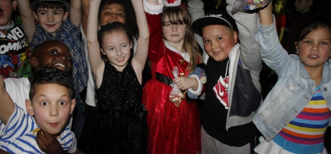 Photos of the Christmas Disco 2015