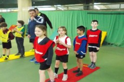 Year 3 and 4 take part in athletics tournament