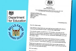 Bells Farm amongst 100 top performing schools – Letter from Nick Gibb MP
