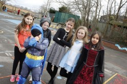 Photos of World Book Day 2016