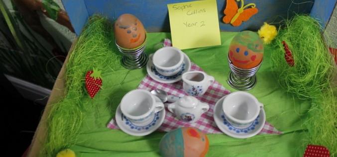 Photos of Egg Technology