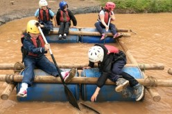 Photos of Year 6's Residential Trip