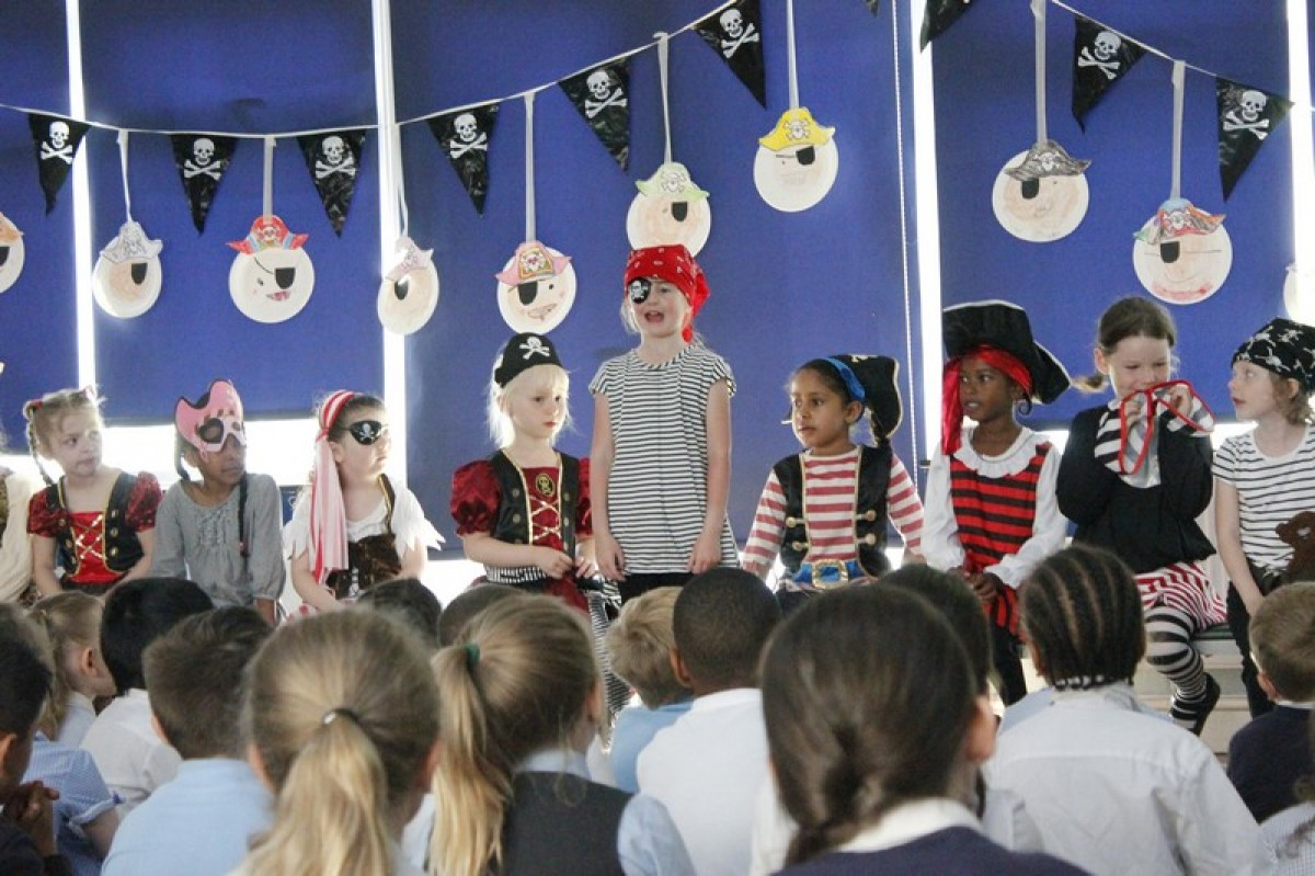 Year 1 Pirates Assembly
