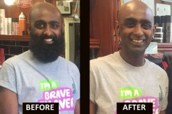Video: Mr Koeri 'Braves the Shave' for charity