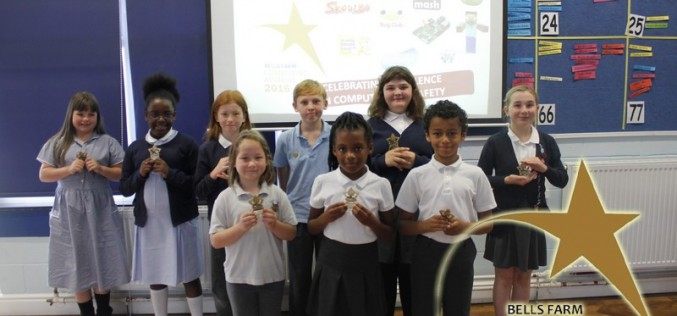 Winners of the Computing Awards