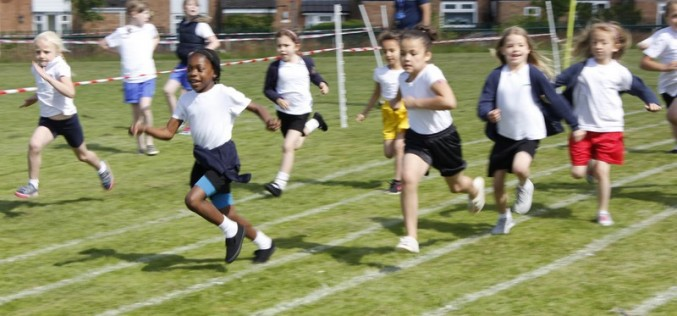 Photos of KS1 Sports Day