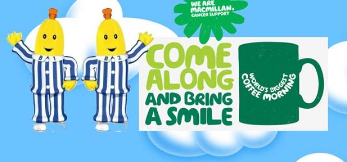 Pyjama Day for Macmillan Cancer