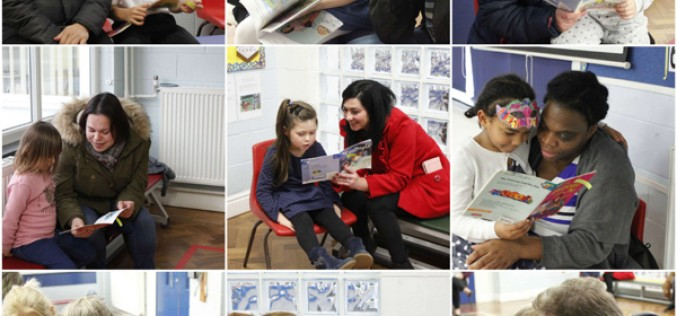 Year 1 reading workshop