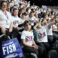 Choir perform at Young Voices concert