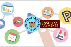 Important information: We're going cashless!