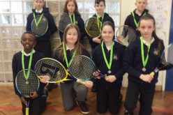 Bells Farm achieve third in tennis tournament