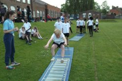 Determination from super Year 5 athletes