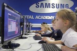 Year 2's coding trip to Samsung Digital Academy