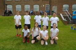 Rounders team finish in fourth place