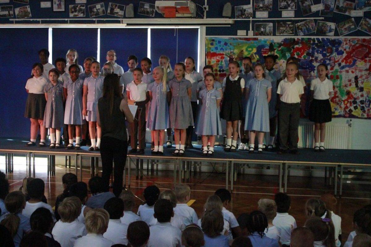 Choir Assembly 2017