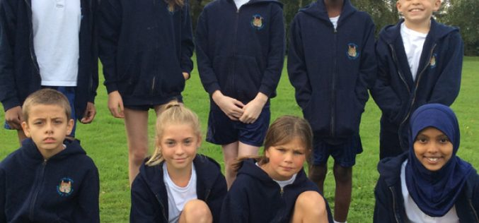 Year 6 Cross Country Challenge