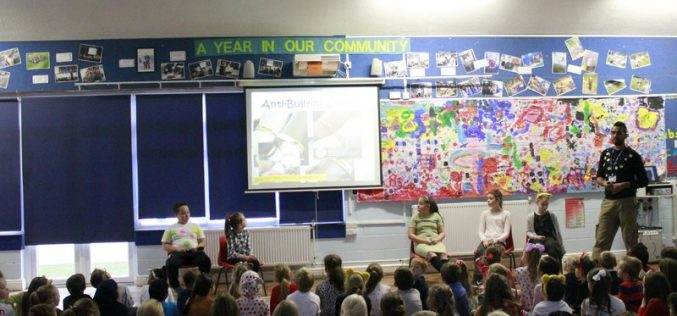 Video: Digital Council's cyber-bullying assembly