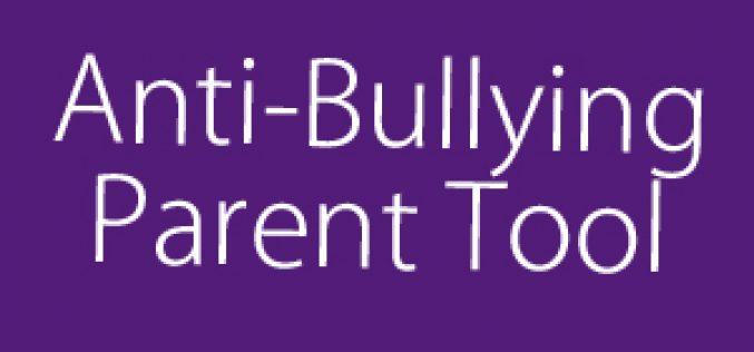 Anti-Bullying Parent Tool