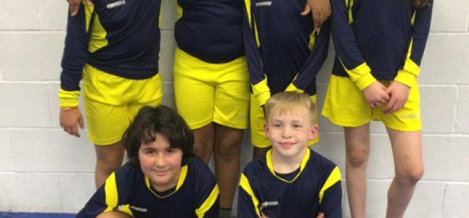 Dodgeball team finish top in tournament