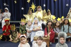 Video and photos of Christmas Nativity 2017