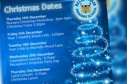 Christmas Dates for the Diary