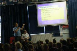 Video: Digital Council 'Blue Light Safety' assembly
