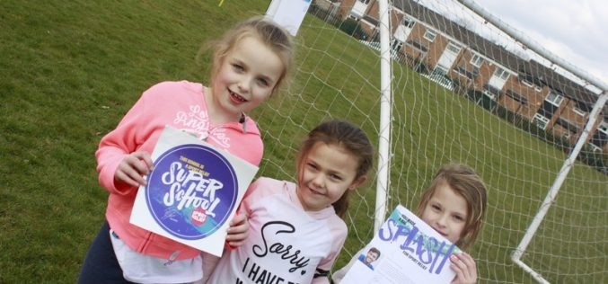 Sport Relief Super School
