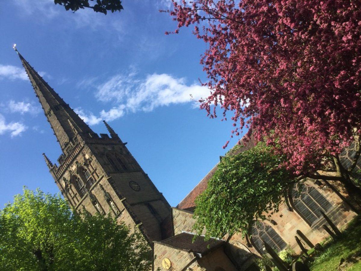 Year 3 trip to St Nicholas church