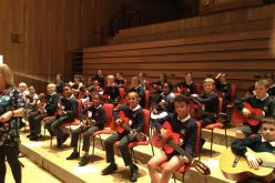 Video: Year 4 children take part in music concert
