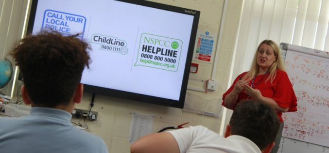 Knife crime & youth violence talk