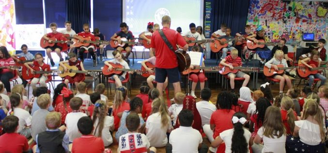 Video: Music Concert Assembly 2018