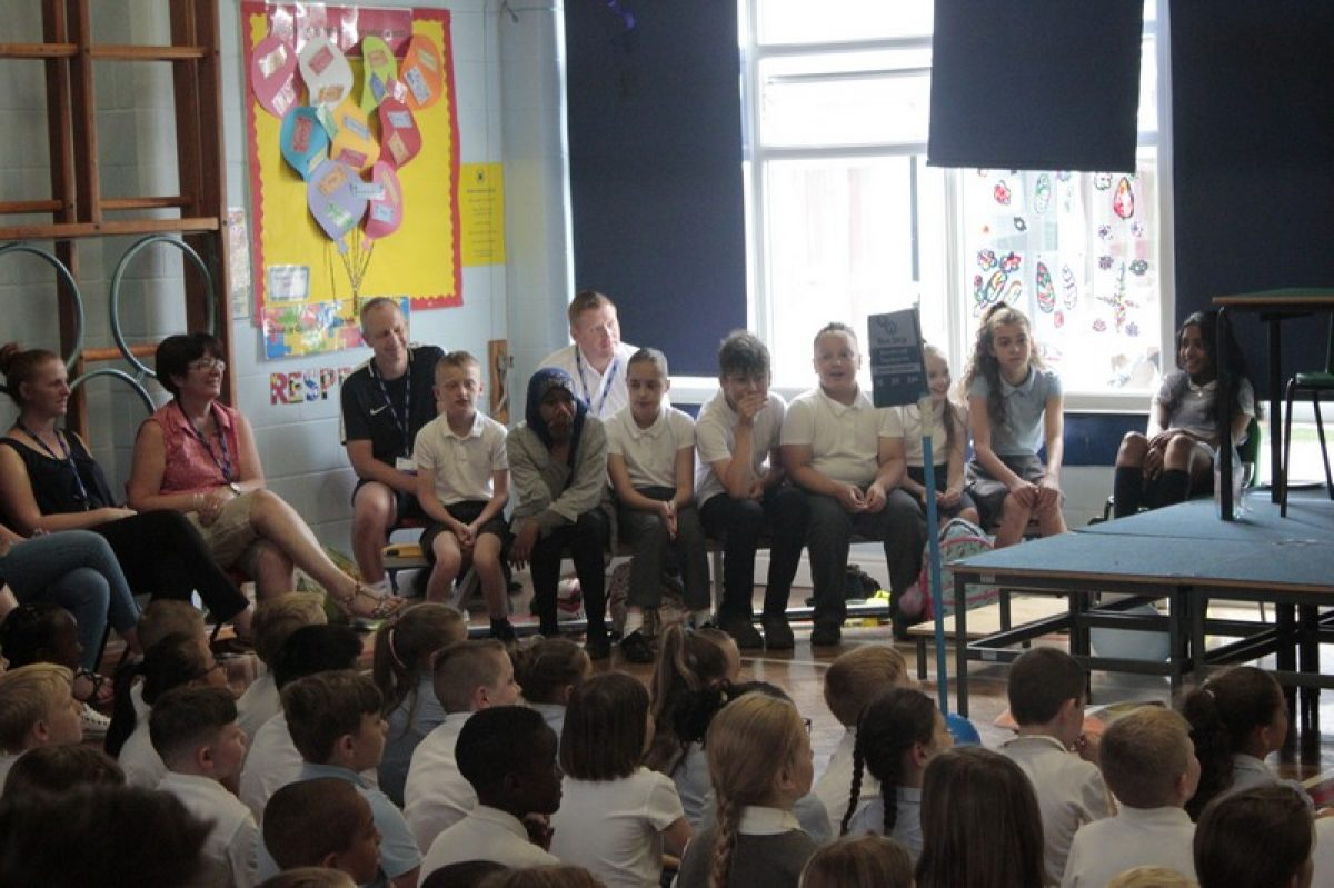Year 6 Leavers Assembly 2018